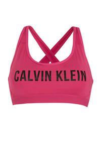 CALVIN KLEIN PERFORMANCE level 1 sporbh roze/zwart, Roze/zwart