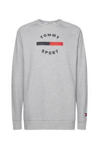 Tommy Hilfiger Sport   sweater grijs, Grijs