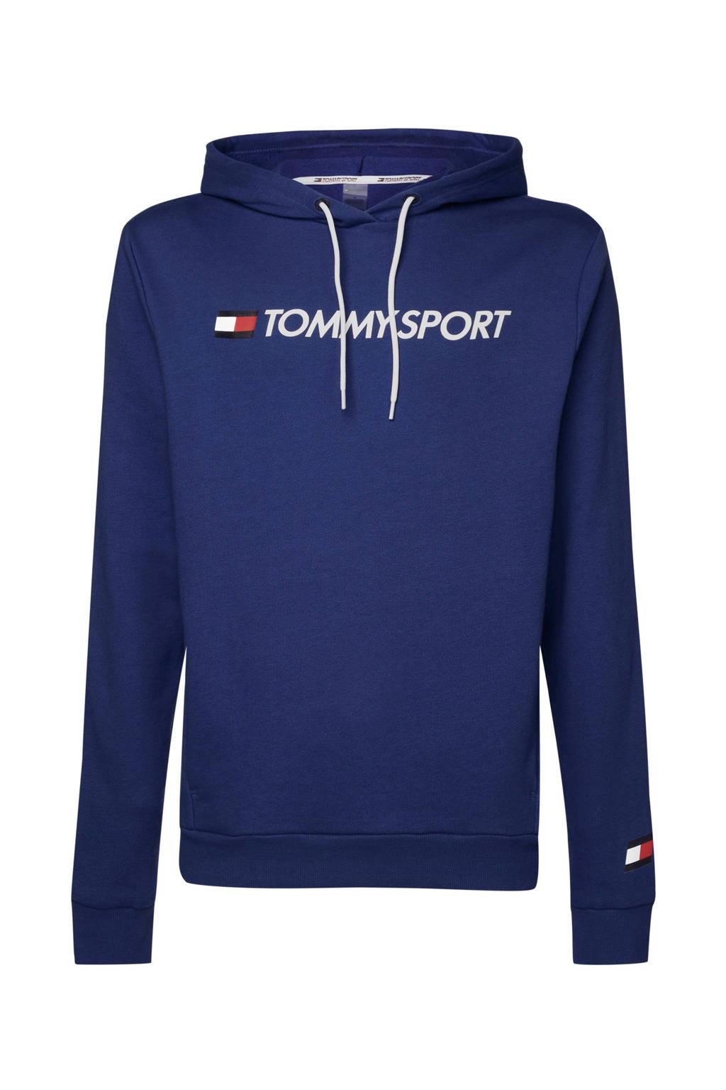 Tommy Hilfiger Sport   hoodie donkerblauw, Donkerblauw