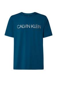 CALVIN KLEIN PERFORMANCE   sport T-shirt petrol, Petrol