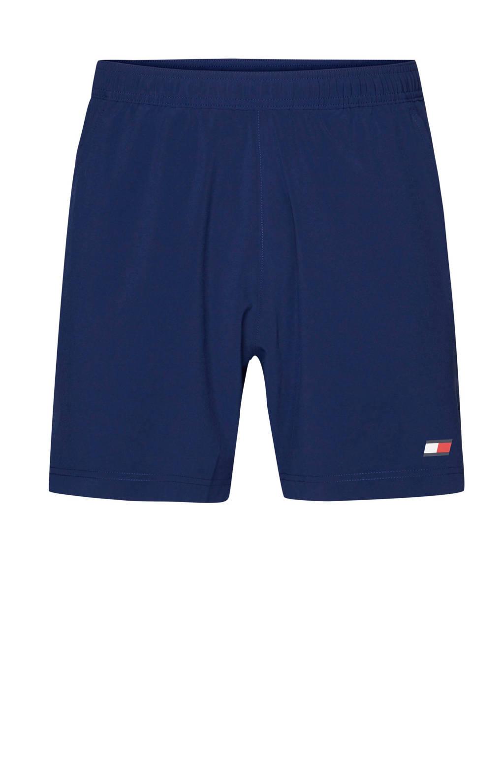 Tommy Hilfiger Sport   short donkerblauw, Donkerblauw