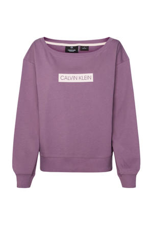 sportsweater paars