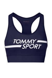 Tommy Hilfiger Sport level 3 sportbh donkerblauw, Donkerblauw