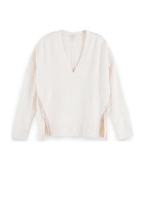 trui gebroken wit