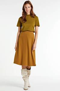 ICHI T-shirt Rania groen, Groen