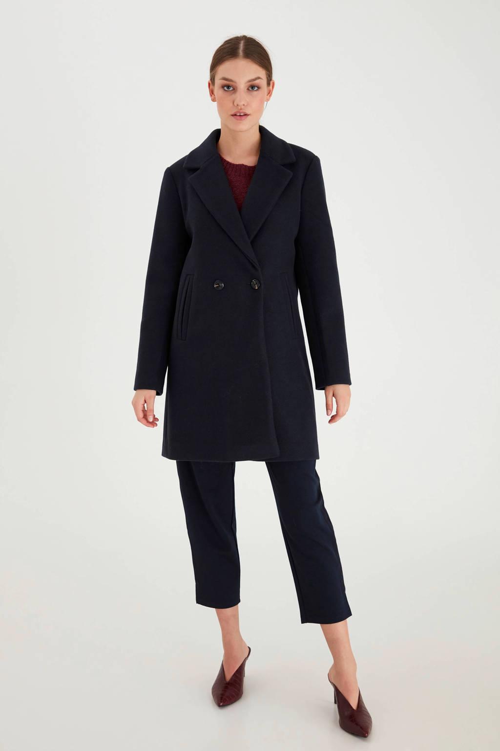 ICHI coat IHJANNET JA 194008 black, 194008 Black