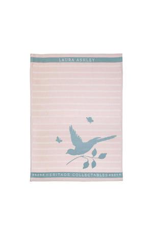 theedoek Blush Bird (50x70 cm)