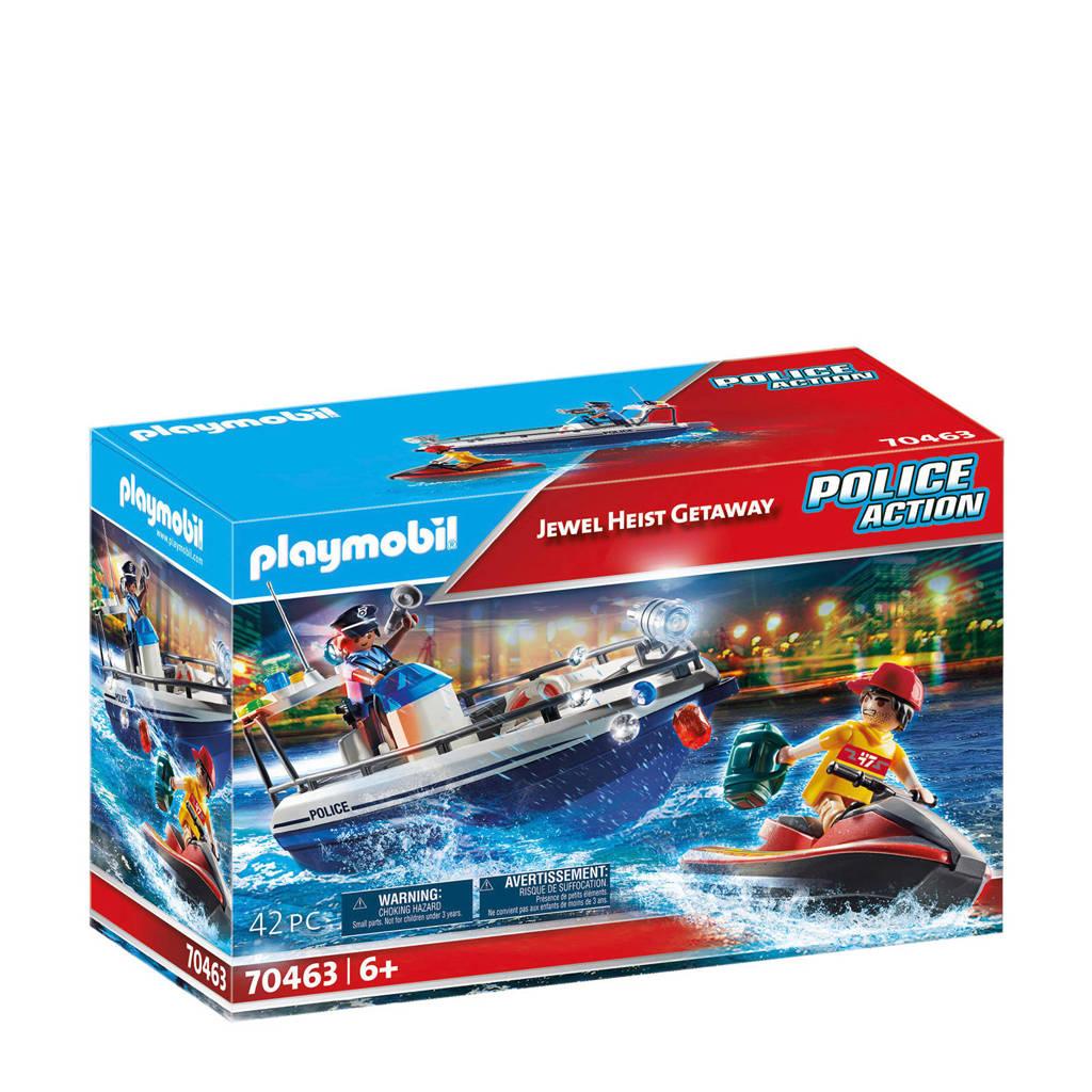 Playmobil City Action  Juwelendieven 70463