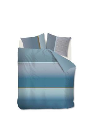 katoensatijnen dekbedovertrek lits-jumeaux