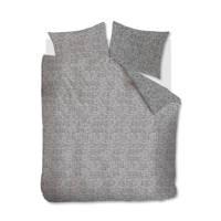 Riviera Maison katoenen dekbedovertrek lits-jumeaux, Lits-jumeaux (240 cm breed)