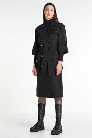 coat Lizzy zwart