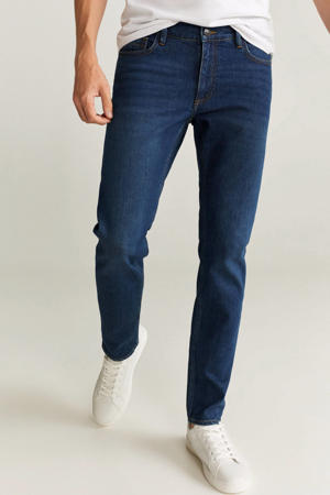 slim fit jeans groen