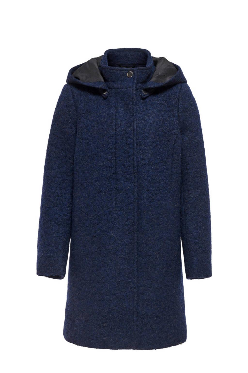 KIDS ONLY  winterjas Sedona donkerblauw/zwart, Donkerblauw/zwart