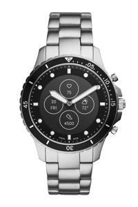 Fossil smartwatch Collider FTW7016 Hybrid zilver, Zilver