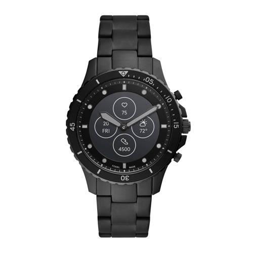 Fossil smartwatch FB-01 FTW7017 Hybrid zwart