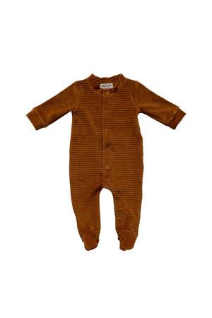 baby corduroy boxpak Corduroy bruin