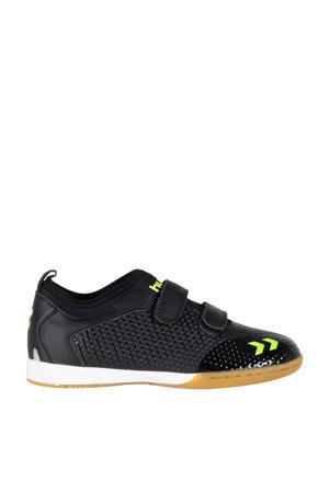Zoom JR IN  voetbalschoenen zwart/geel
