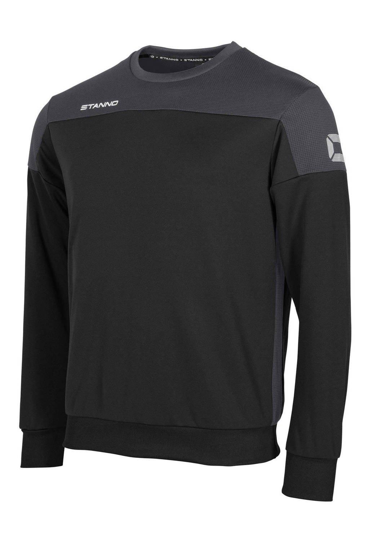 Stanno   voetbalsweater zwart/antraciet, Zwart/antraciet