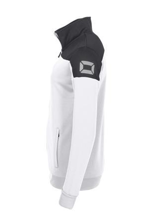 sportvest wit/zwart