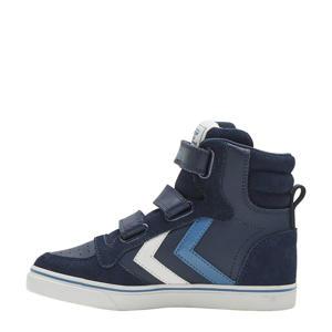 Stadil Pro Jr  leren sneakers donkerblauw