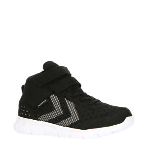 Crosslite Mid Tex JR  sneakers zwart