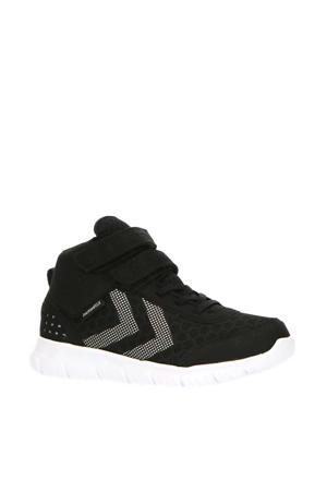 Crosslite Mid Tex JR  sneakers zwart