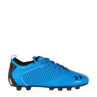 hummel Zoom JR FG  voetbalschoenen kobaltblauw/zwart, Kobaltblauw/zwart