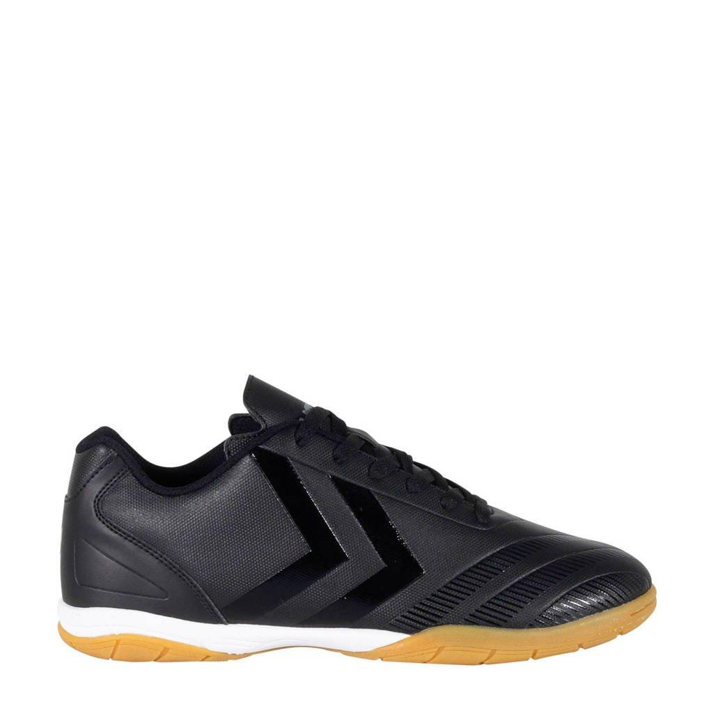 hummel Noir SR IN II zaalvoetbalschoenen zwart, Zwart