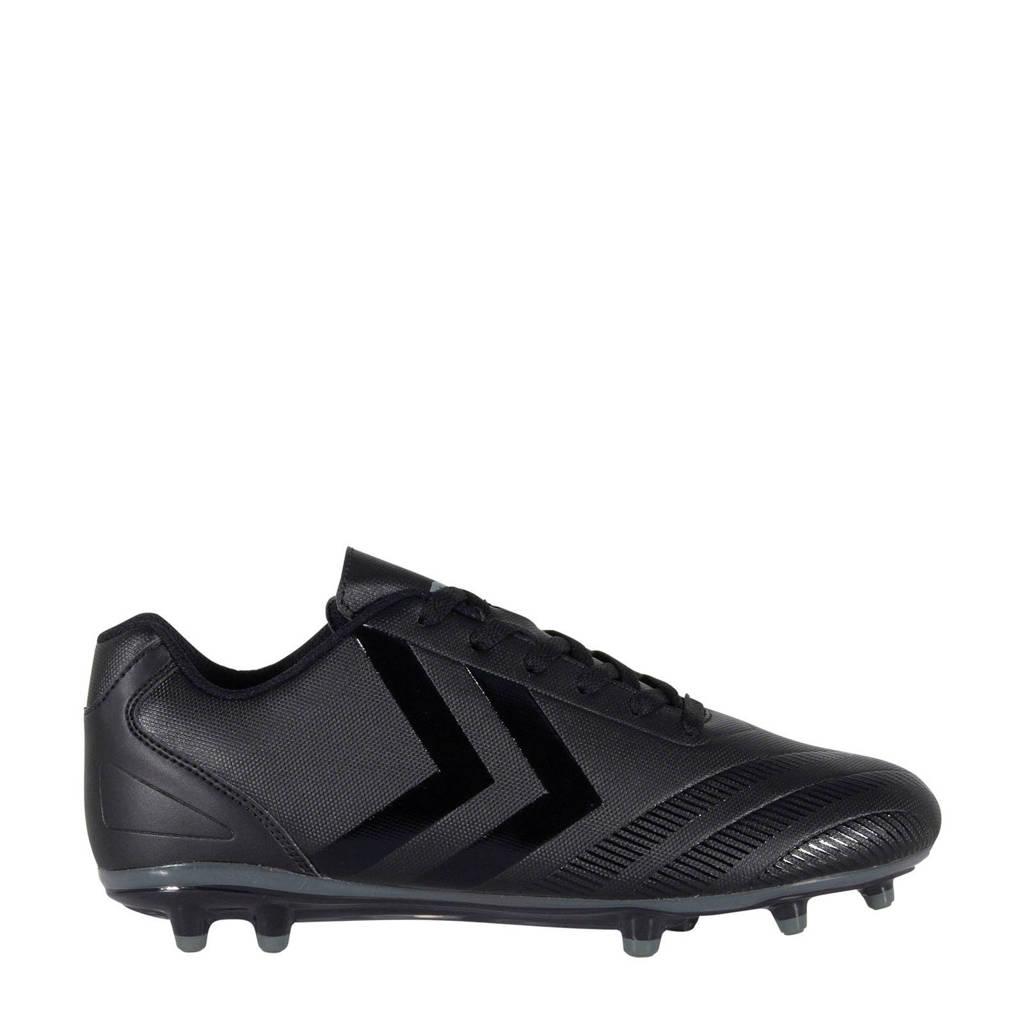 hummel Noir SR FG II Sr. voetbalschoenen zwart, Zwart