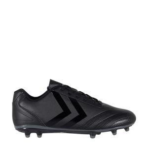 Noir SR FG II voetbalschoenen zwart