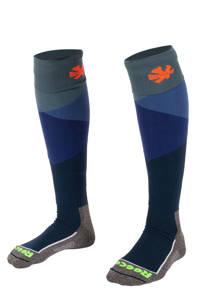 Reece Australia   sportsokken donkerblauw/grijs, donkerblauw/grijs/oranje/geel