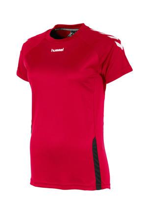 voetbalshirt rood