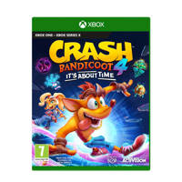 Crash Bandicoot 4 It's About Time (Xbox One)