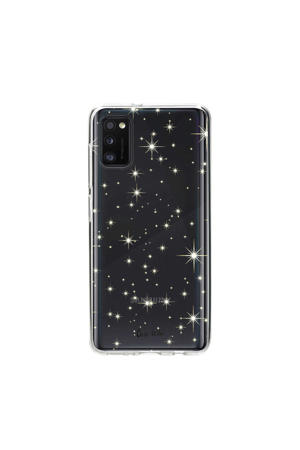 telefoonhoesje GALAXY A41 STARS SOFTCOVER