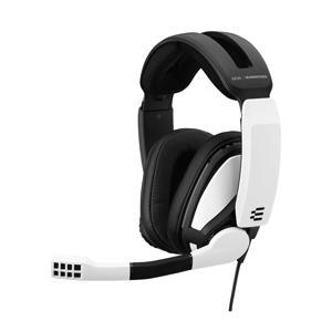 GSP 301 gaming headset zwart/wit