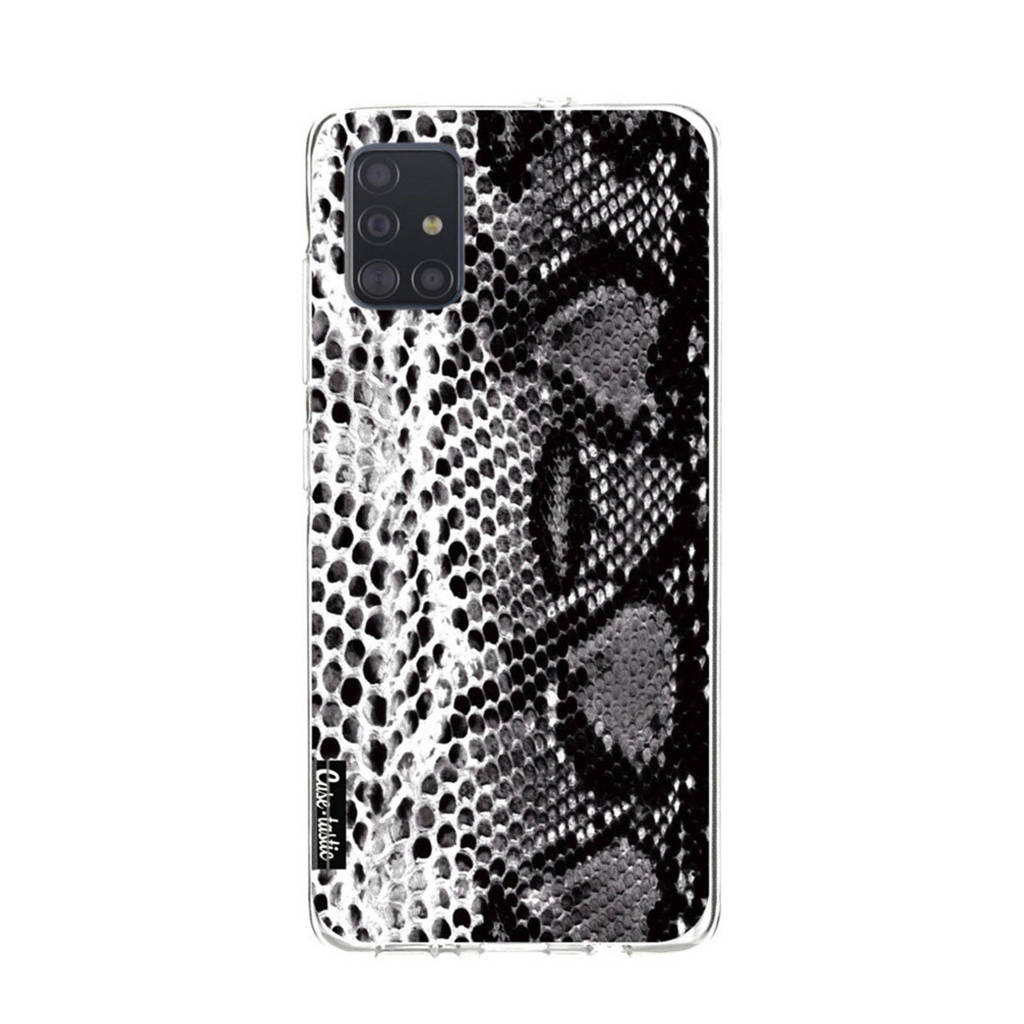 Casetastic telefoonhoesje GALAXY A51 SNAKE SOFTCOVER, Multi