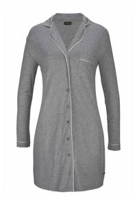 Lascana nachthemd grijs, Grijd
