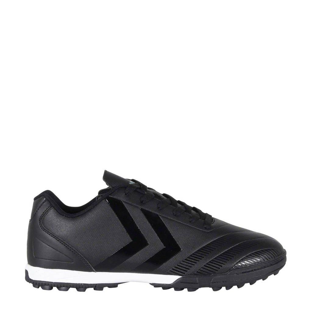 hummel Noir SR TF II Sr. voetbalschoenen zwart/wit, Zwart/wit