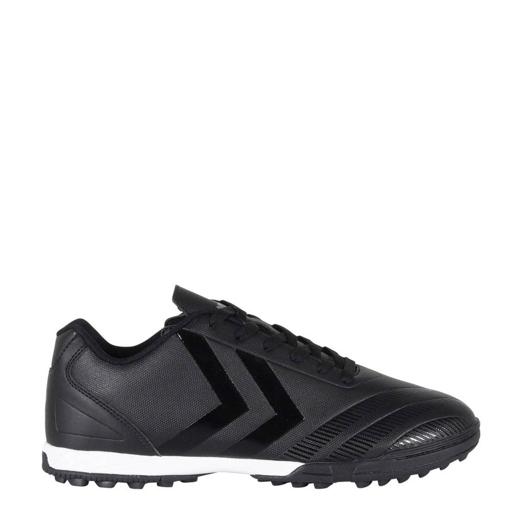hummel Noir SR TF II voetbalschoenen zwart/wit, Zwart/wit