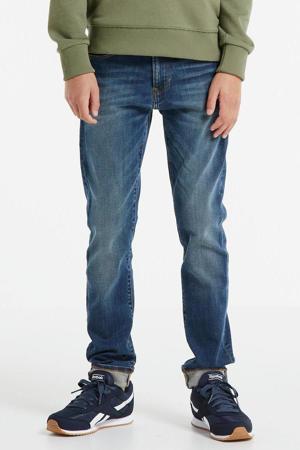 3301 slim fit jeans dark indigo lame