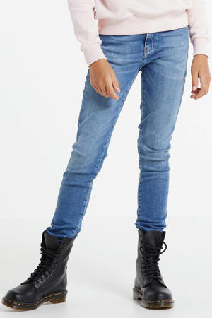 3302 high waist skinny jeans ultramarine