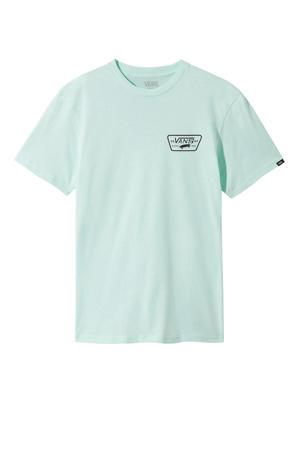 T-shirt mintblauw