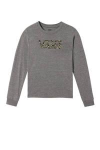 VANS T-shirt grijs, Grijs