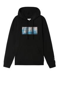 VANS x MoMA hoodie zwart, Zwart