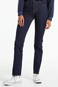 Levi's 724 high waist straight fit jeans dark denim, Dark denim