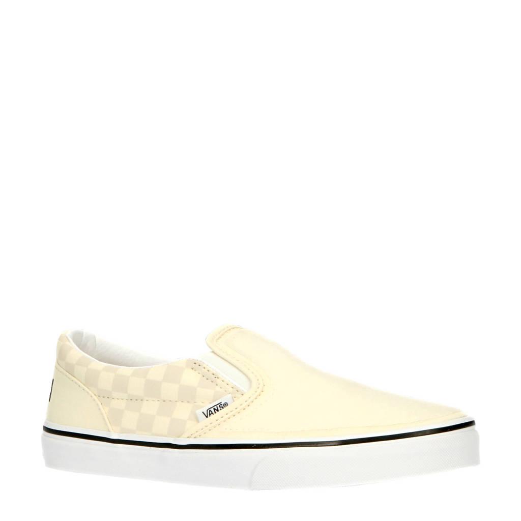 VANS MoMA  sneakers wit/lichtroze, Wit/lichtroze