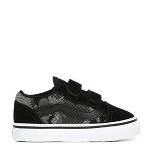 Old Skool V  sneakers donkergroen/wit