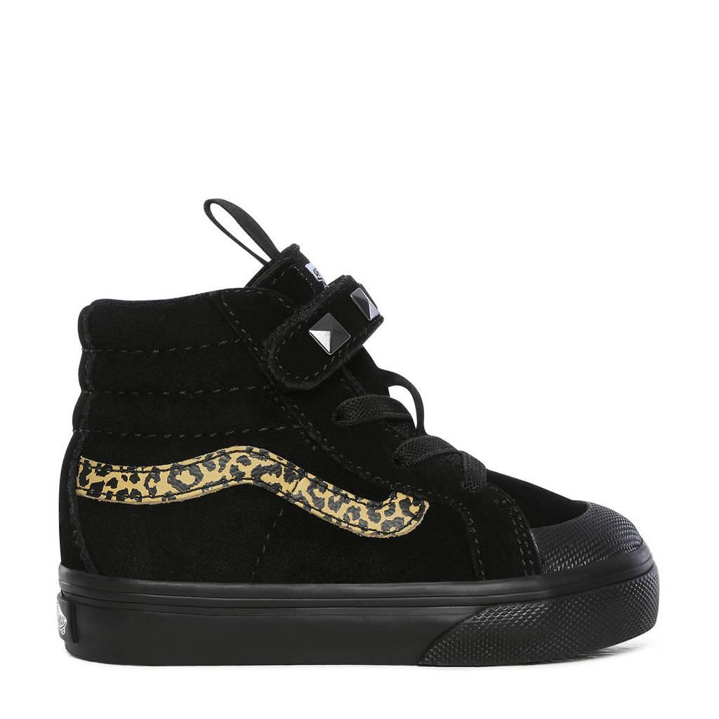 VANS SK8-HI Reissue TD sneakers zwart, Zwart/ecru