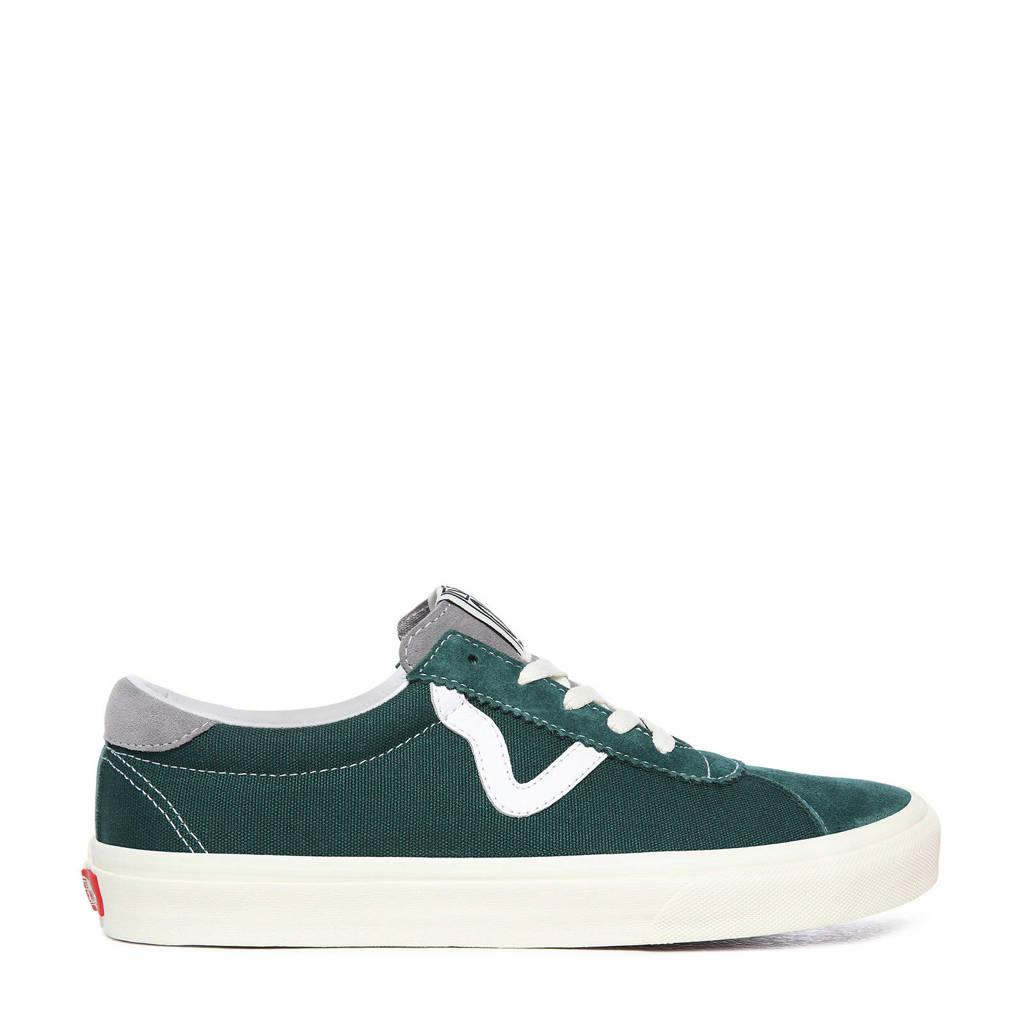 VANS Vans Sport Retro sneakers donkergroen/wit, Donkergroen/wit