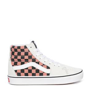 ComfyCush SK8-Hi  sneakers wit/roze/zwart
